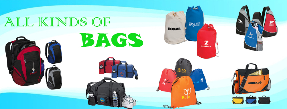 All Kinds Of Bags