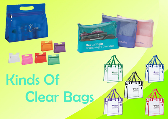 Kinds of Clear Bags
